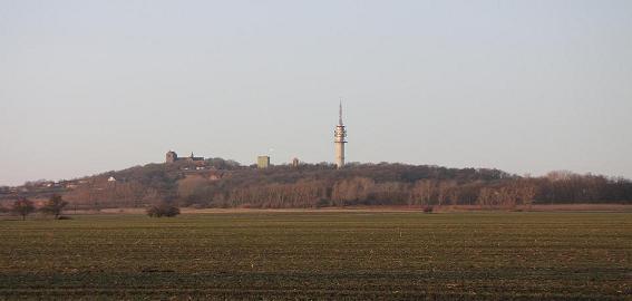 Blick zum Petersberg